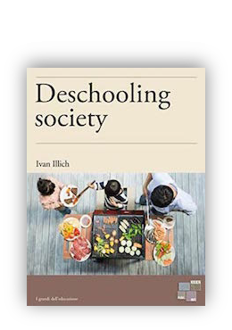 book cover of Deschooling Society by Ivan Illich 2000