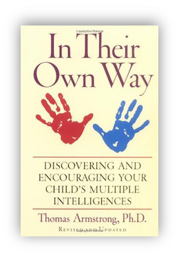 book cover of In Their Own Way by Thomas Armstrong 2000